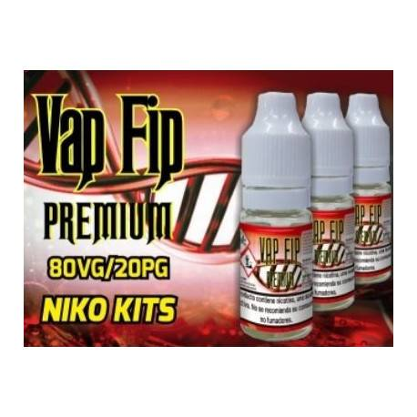 NICOKIT VAPFIT 20mg/ml 80VG/20PG 10ml