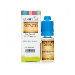 E-líquido ATMOS LAB NUTACCO 6mg/ml 10ml