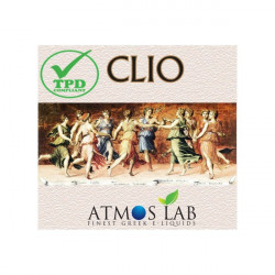 E-líquido ATMOS LAB CLIO 3mg/ml 10ml
