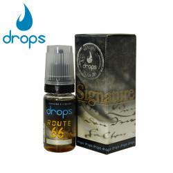 E-líquido DROPS ROUTE 66 Sin Nicotina 10ml