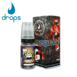 E-líquido DROPS ATTILA 6mg/ml 10ml