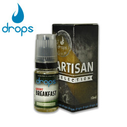 E-líquido DROPS GREAT BREAKFAST 6mg/ml 10ml