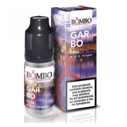 E-líquido BOMBO GARBO 3mg/ml 10ml