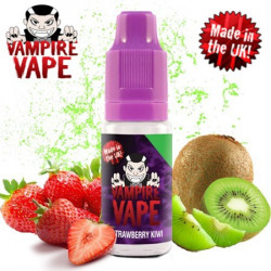 E-líquido Vampire Vape Strawberry & Kiwi 6mg/ml 10ml