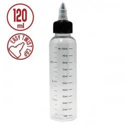 Bote Twist 120ml Graduado