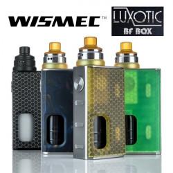 Wismec Luxotic BF Box & Tobhino BF RDA