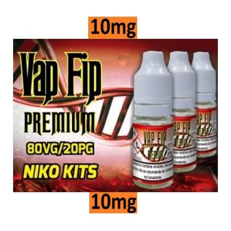 NICOKIT VAPFIT 10mg/ml 80VG/20PG 10ml