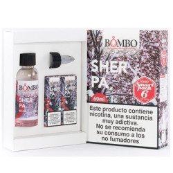 E-líquido BOMBO SHERPA 6mg/ml Smart Pack 60ml