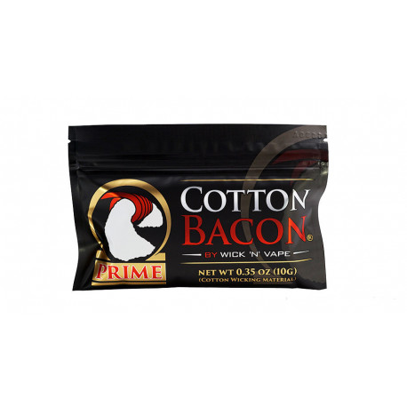 Algodón Cotton Bacon Prime (10grs) by Wick 'N' Vape