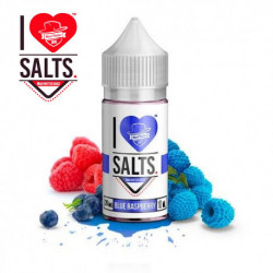 E-líquido Mad Hatter I Love Salts Blue Raspberry 20mg/ml 10ml