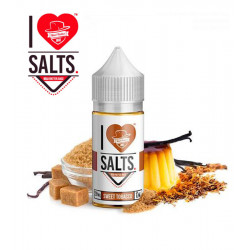 E-líquido Mad Hatter I Love Salts Sweet Tobacco 20mg/ml 10ml
