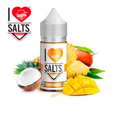 E-líquido Mad Hatter I Love Salts Tropic Mango 20mg/ml 10ml