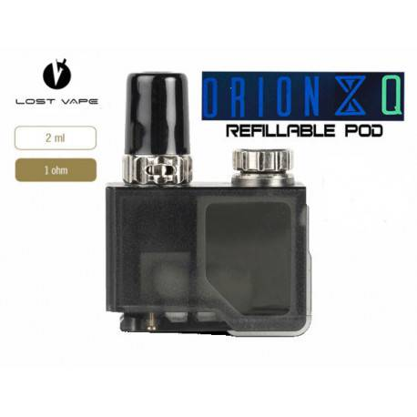 Pod para Lost Vape Orion Q 2ml 1.0 ohm