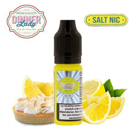E-líquido Dinner Lady Lemon Tart Salt Nic 20mg/ml 10ml