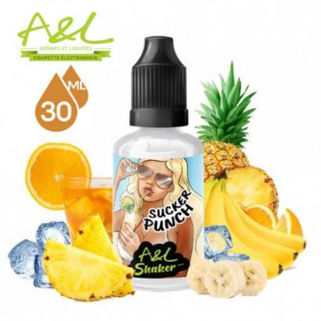 Aroma A&L Shaker Sucker Punch 30ml