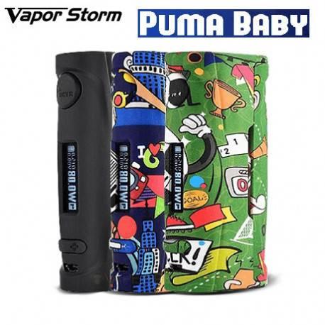Puma Baby 80W Box Mod by Vapor Storm