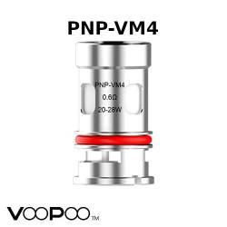 Resistencia Voopoo PnP-VM4 0.6 Ohm