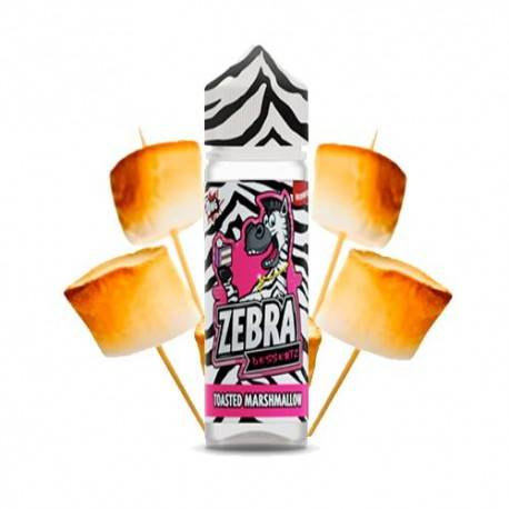 Zebra Juice Dessertz Toasted Marshmallow 50ml