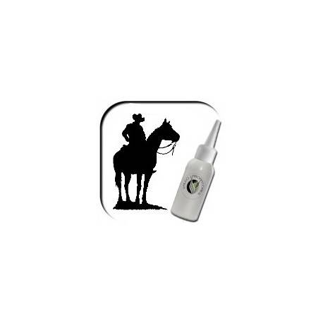 ELIQUIDO AMERICANO COWBOY RED BOX MEDIO NICOTINA 12mg 10ml