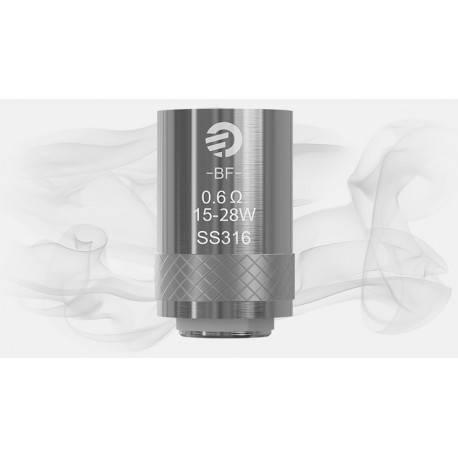 Resistencia Joyetech BF SS316 0.6 ohm MTL para AIO