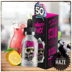 E-LÍQUIDO NASTY JUICE WICKED HAZE sin nicotina 50ml envase 60ml