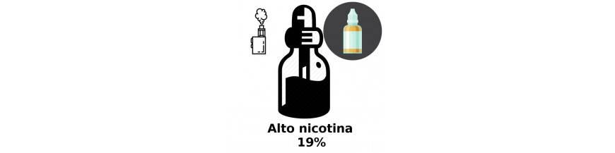 LIQUIDOS ALTO NICOTINA 18mg