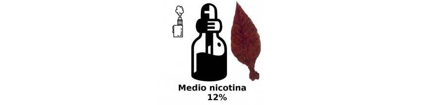 MEDIO NICOTINA