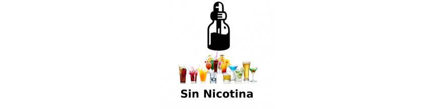 SIN NICOTINA BEBIDAS