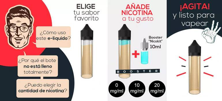 E-liquido RUBIO AMERICANO MB USA MIX TPD 50ML 0MG