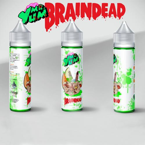 E-líquido Mr. Yum BRAINDEAD 50ml TPD